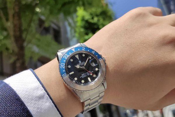 2nd GMT【Ref.1675】