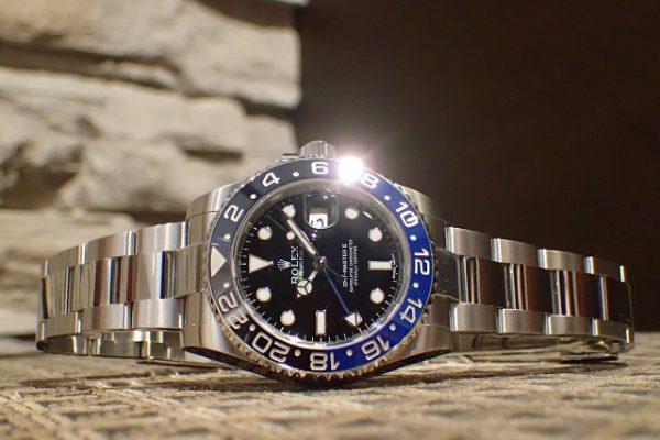 旧型GMT『Ref.116710BLNR』